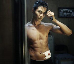 映画「アジョシ」のアジョシ(ウォン・ビン)