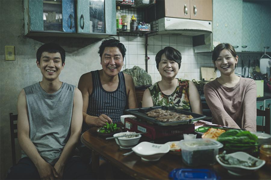 映画パラサイト半地下の家族