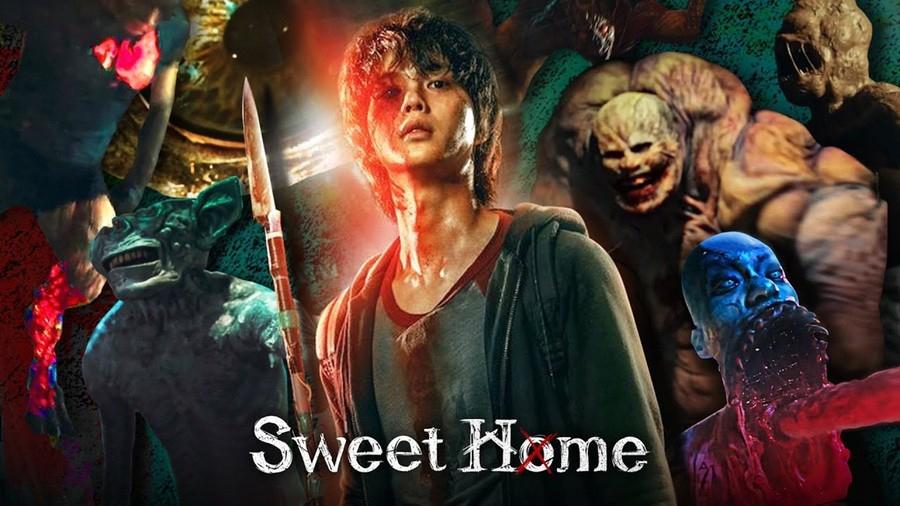 出典:Netflix Drama <sweet home>