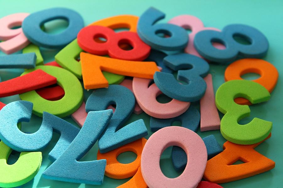 【初級】数字の読み方と使い方 ① 漢字語数詞